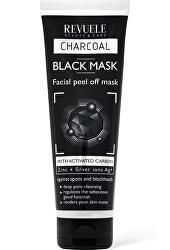 Zlupovacia maska s aktívnym uhlím No Problem (Black Mask) 80 ml