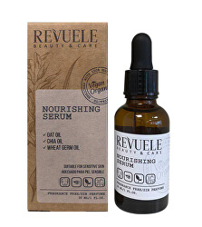 Vyživujúce pleťové sérum vegan & Organic (Nourishing Serum) 30 ml