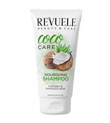 Vyživující šampon pro suché a poškozené vlasy Coco Care (Nourishing Shampoo) 200 ml