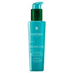 Bezoplachový krém pro vlnité vlasy Sublime Curl (Curl Nutri-Activating Cream) 100 ml
