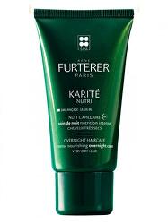 Intenzivní noční péče pro velmi suché vlasy Karité Nutri (Intense Nourishing Overnight Care) 75 ml