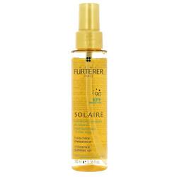 Ochranný olej pro vlasy namáhané sluncem Solaire (Protective Summer Oil) 100 ml