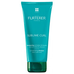 Šampón pre vlnité vlasy Sublime Curl ( Curl Activating Shampoo) 200 ml