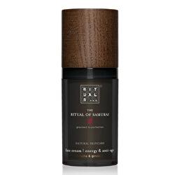 Energizující krém proti vráskám pro muže The Ritual Of Samurai (Energy & Anti-Age Face Cream) 50 ml