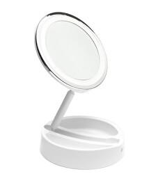 Zvětšující skládací kosmetické zrcadlo (5x Magnifying Folding Mirror)