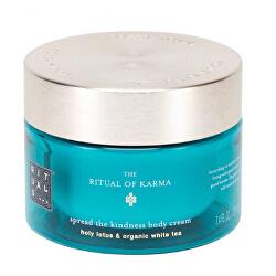 Tělový krém The Ritual Of Karma (Shimmering Body Cream) 220 ml