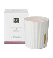 Vonná svíčka The Ritual of Sakura (Scented Candle New Edition) 290 g