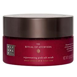 Peeling-ul de corp The Ritual Of Ayurveda (Rejuvenating Pink Salt Scrub) 300 g