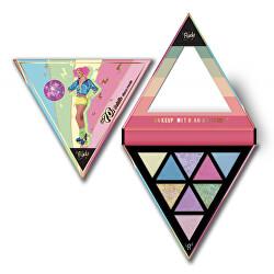 Paletka očních stínů The 70s Disco Mode 8,1 g