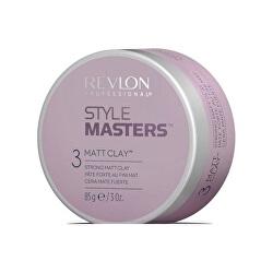 Modelovací pasta s matným efektem Style Masters (Strong Matt Clay) 85 g