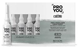 Kúra proti vypadávání vlasů Pro You The Winner (Anti Hair Loss Treatment) 6 x 12 ml