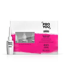 Pečující kúra pro barvené vlasy Pro You The Keeper (Color Care Boosters) 10 x 15 ml