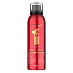 Regenerační pěna pro jemné vlasy Uniq One (Foam Treatment) 200 ml