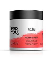 Rekonstrukční maska pro poškozené vlasy Pro You The Fixer (Repair Mask) 500 ml