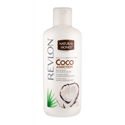 Sprchový gel Natural Honey (Coco Addiction Shower Gel) 650 ml