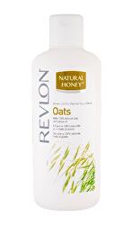 Gel de duș Natural Honey (Oats Shower Gel) 650 ml