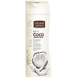 Tělové mléko Natural Honey (Body Lotion Coco Addiction) 330 ml