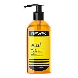 Čisticí pleťový gel Buzz Honey & Lemon (Face Cleaning Gel) 180 ml