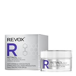 Denní revitalizační pleťový krém SPF 20 Retinol (Cream) 50 ml