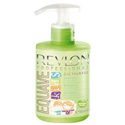 Šampon pro děti Equave Kids (2 in 1 Shampoo) 300 ml