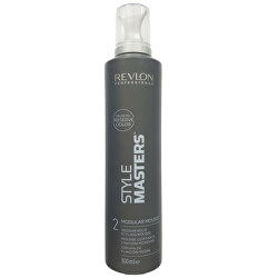 Středně tužící pěna na vlasy 2 Style Masters (Styling Mousse Modular) 300 ml