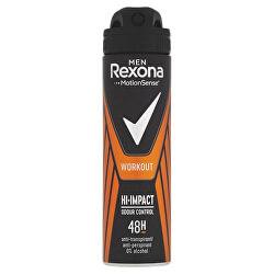 Spray antiperspirant pentru barbati Workout 150 ml