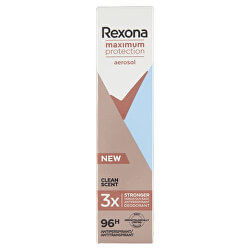 Spray antiperspirant împotriva transpirației excesiveMaxi mum ProtectionClean Scent 100 ml