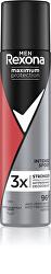 Spray antiperspirant împotriva transpirației excesive Men Maximum Protection Intense Sport100 ml