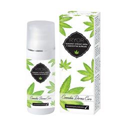 Konopný výživný krém s kmeňovými bunkami Cannabis Derma Care 50 ml