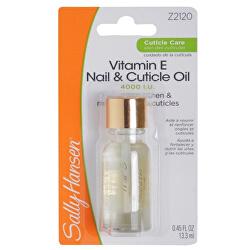 Vyživující olejíček na nehty a kůžičku s vitaminem E (Nail and Cuticle Oil) 13,3 ml