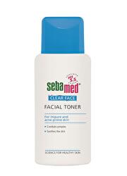 Hlbokočistiaci pleťová voda Clear Face (Deep Cleansing Facial Toner) 150 ml