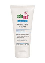 Zmatňujúci krém Clear Face (Mattifying Cream) 50 ml