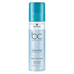 Bezoplachový kondicionér ve spreji pro normální a suché vlasy BC Bonacure Moisture Kick (Spray Conditioner) 200 ml