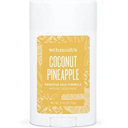 Dezodorant v tyčinke pre citlivú pokožku Sensitive Coconut Pineapple (Deo Stick) 58 ml