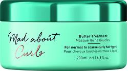 Intenzivní maska pro kudrnaté vlasy Mad About Curls (Butter Treatment) 200 ml
