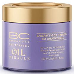 Pflegemaske für strapaziertes Haar  BC Bonacure (Oil Miracle Barbary Fig & Keratin Mask) 150 ml