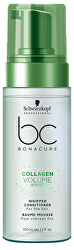 Pěnový kondicionér pro jemné vlasy BC Bonacure Collagen Volume Boost (Whipped Conditioner) 150 ml