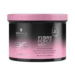 Posilující maska pro poškozené vlasy BC Bonacure Fibre Force (Bonding Cream) 500 ml