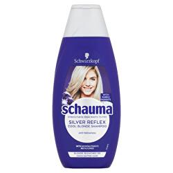Šampon proti žlutým tónům Silver Reflex (Shampoo) 400 ml