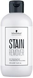 Soluție pentru eliminarea vopselei de par de pe piele Stain Remover (Skin Cleansing Fluid) 250 ml