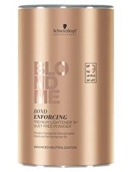 Zesvětlující pudr 9+ BLONDME Bond Enforcing (Premium Lightener) 350 g