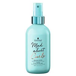 Stylingové mléko na kudrnaté vlasy Mad About Curls (Quencher Oil Milk) 200 ml