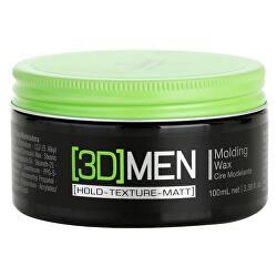 Tvarující vosk pro muže 3D (Molding Wax) 100 ml