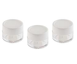 Tégliky na kozmetiku (Cosmetic Jar) 3 x 10 ml