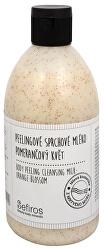 Peelingové sprchové mléko Pomerančový květ (Body Peeling Cleansing Milk) 500 ml
