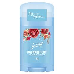 Tuhý antiperspirant Rosewater Scent 40 ml