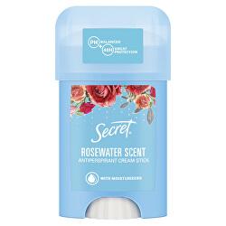 Tuhý krémový antiperspirant Rosewater Scent 40 ml