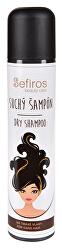 Suchý šampón na tmavé vlasy (Dry Shampoo) 200 ml