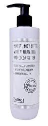 Tělové máslo s minerály s africkým bambuckým a kakaovým máslem (Mineral Body Butter With African Shea And Cocoa Butter) 300 ml