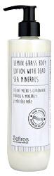 Lotiune de corp cu iarba de lamaie si minerale de la Marea Moartă  (Lemon Grass Body Lotion with Dead Sea Minerals) 300 ml